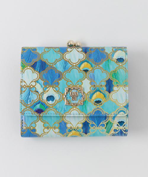 a5ebcb54320d ANNASUI(アナスイ)の「ピーコック 口金折り財布(財布)」 - WEAR
