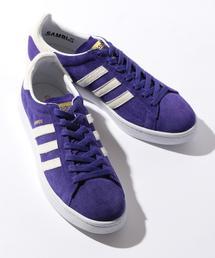 【別注】 <adidas Originals (アディダス)> CAMPUS PURPLE/キャンパス ◆
