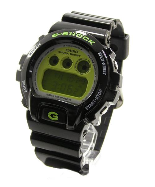 19b60c4df8947 G-SHOCK(ジーショック)の「G-SHOCK Crazy Colors ブラック×グリーン ...