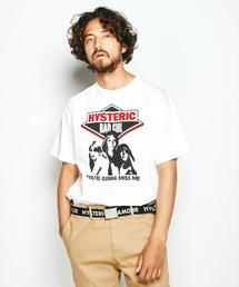BAD GIRL pt ポケ付Tシャツ
