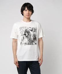 ROYAL TRUX×Primal Scream/RTX×PSプリントTシャツ
