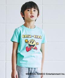 PAC-MAN(パックマン)GRIN KIDS Tシャツ