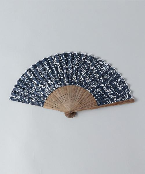<reyn spooner(レインスプーナー)> 扇子 Original Lahaina