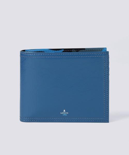 """財布) 財布 """"Prisonor"""" Two-fold en Two-fold 【カード段4】 Wallet ..."""