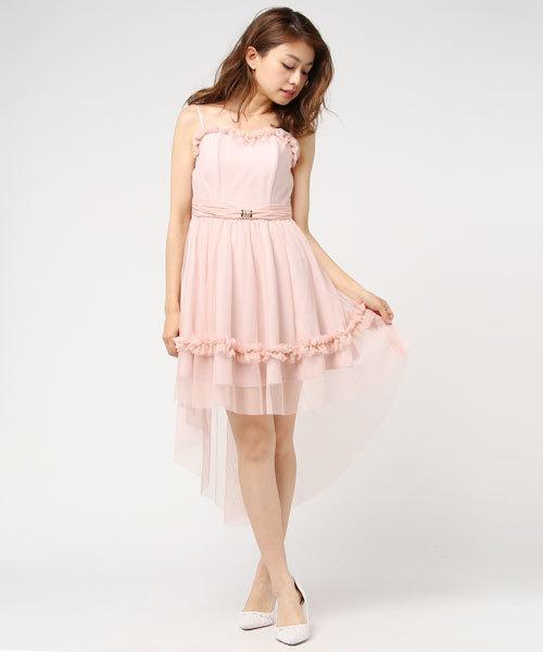 55d4317833754 Narcissus(ナルシス)の「 TEDDY フィッシュテールチュールドレス(ドレス)」 - WEAR