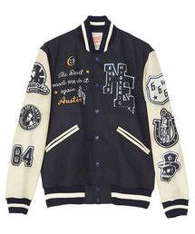 HE PATCH VARSITY pt スタジャン