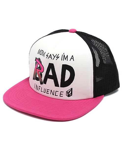 volcom ボルコム の shhh its a hat キャップ wear