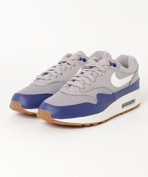 super popular fde3b cbc67 NIKE(ナイキ)の「NIKE AIR MAX 1 (ATMOSPHERE GREY SAIL-DEEP ROYAL  BLUE) SP (スニーカー)」 - WEAR