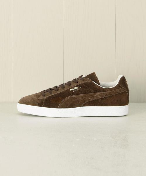 <PUMA×BY> SUEDE MADE IN JPN/スニーカー◆
