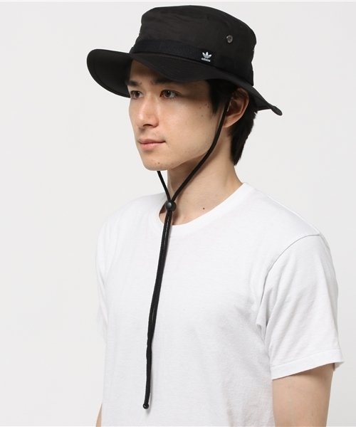 adidas(アディダス)の「オリジナルス ハット BOONIE HAT (ハット ... 087ee6fd1c3