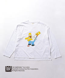 <YSTRDY'S TMRRW × The Simpsons> LSL BYSP/Tシャツ