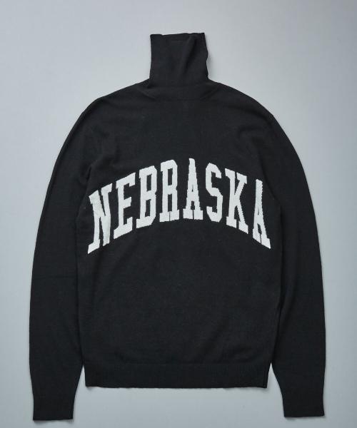 9b935907d116 off white(オフホワイト)の「OFF WHITE 『NEBRASKA TURTLE』タートルニット(ニット・セーター)」 - WEAR