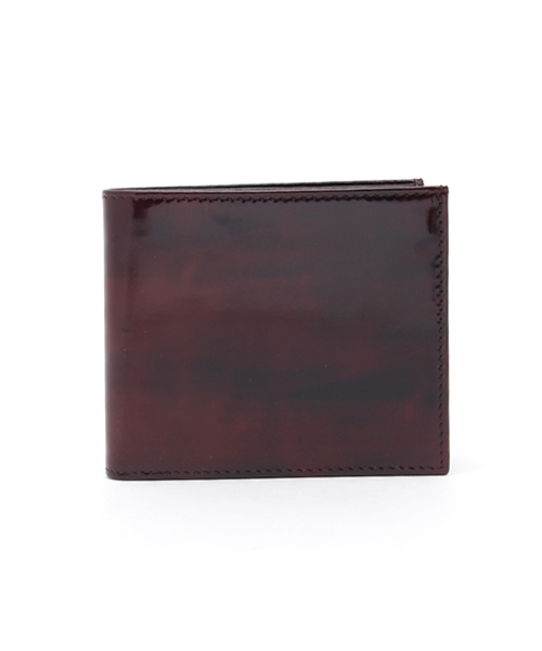 ddfb25c2caf1 SILVANO BIAGINI(シルヴァーノビアジーニ)の「イタリア製マキアートレザー二つ折り財布(財布)」 - WEAR