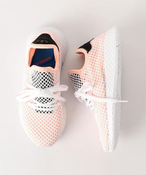 ba287f4d17efe adidas Originals(アディダスオリジナルス)の「<adidas Originals(アディダス)>DEERUPT RUNNER スニーカー  ◇(スニーカー)」 - WEAR