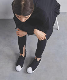 <adidas(アディダス)>SUPERSTAR SLIP ON スニーカー