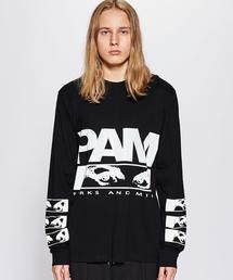 <P.A.M.> MAIDEN L/S TEE/Tシャツ