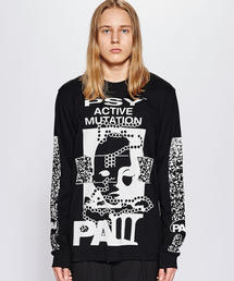<P.A.M.> REBIRTH L/S TEE/Tシャツ