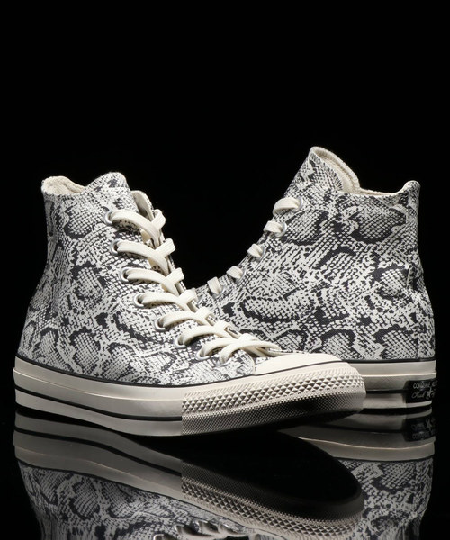 CONVERSE ALL STAR 100 SNAKE HI (화이트)