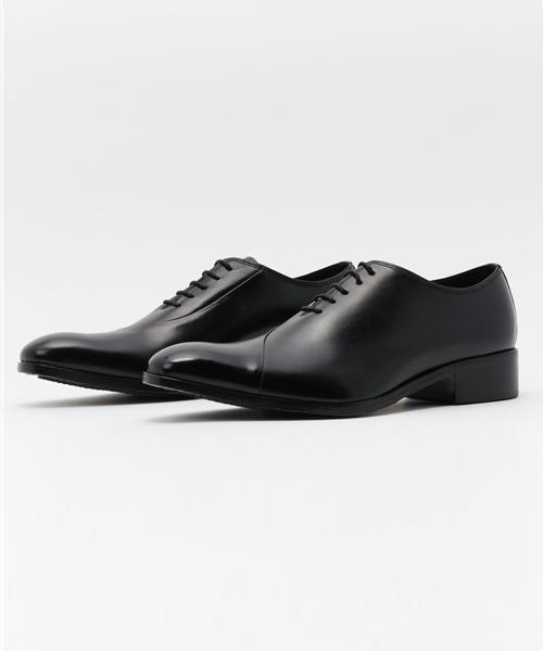 ��l#�+GG�_lugg nagg的「カウレザー スランティングライン シューズ(禮服鞋)」