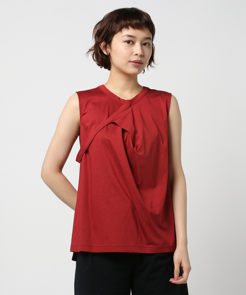 mintdesigns ミントデザインズ の slip over top tシャツ