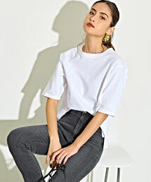 SMF C メンズライク T / Tシャツ