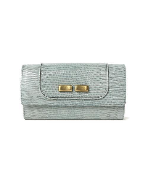 6cbd1ac99aab Demi-Luxe BEAMS(デミルクス ビームス)の「TOFF&LOADSTONE / デリスリザード 長財布(財布)」 - WEAR
