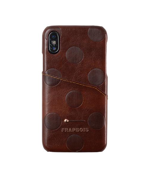 430fbc7fed FRAPBOIS(フラボア)の「iPhoneケース FRAPBOIS フラボア 【iPhoneXS/X】 レザー ケース Gizmobies  ギズモビーズ MOKKIN CASE(モバイルケース/カバー)」 - WEAR