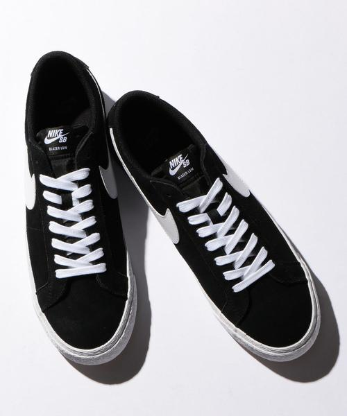 <NIKE(ナイキ )SB> ZOOM BLAZER LOW/ブレーザーロー