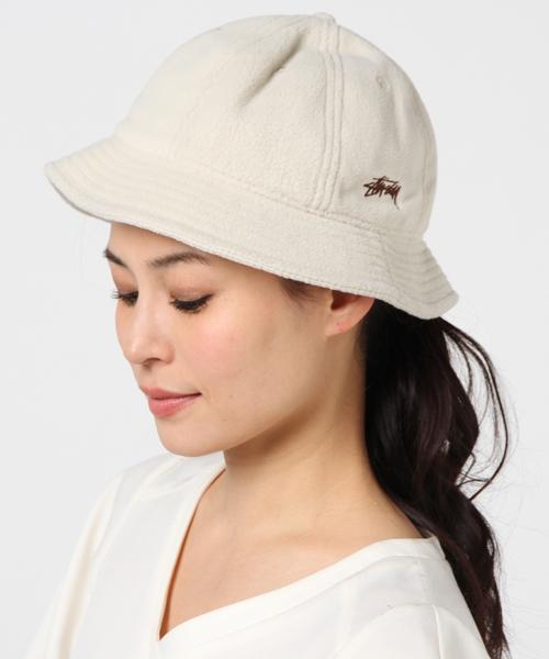 5f6af958770 STUSSY(ステューシー)の「Polar Fleece Bucket Hat(ハット)」 - WEAR