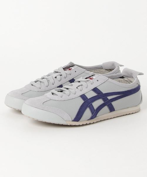 onitsuka tiger mexico 66 mid grey peacoat