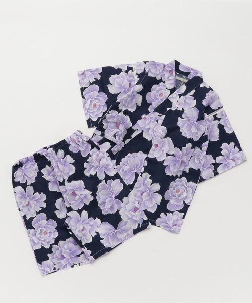 진베이(여름에 입는 남자 덧옷) 「MIYABI」