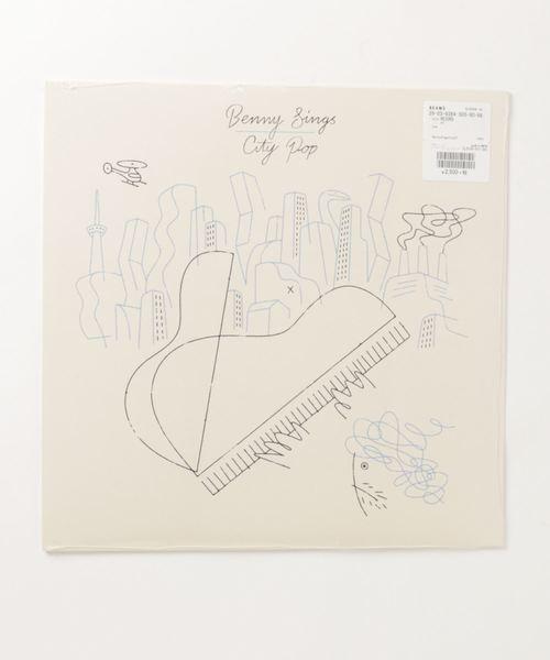 【LP】Benny Sings / City Pop <Stones Throw>