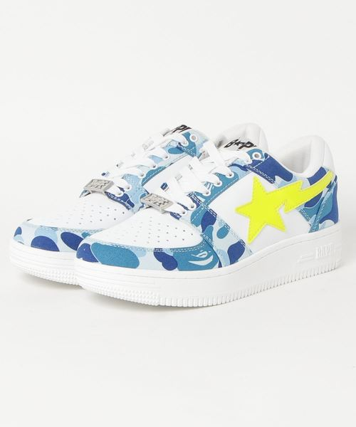 a8fa041b A BATHING APE(アベイシングエイプ)の「ABC BAPE STA LOW M1(スニーカー)」 - WEAR