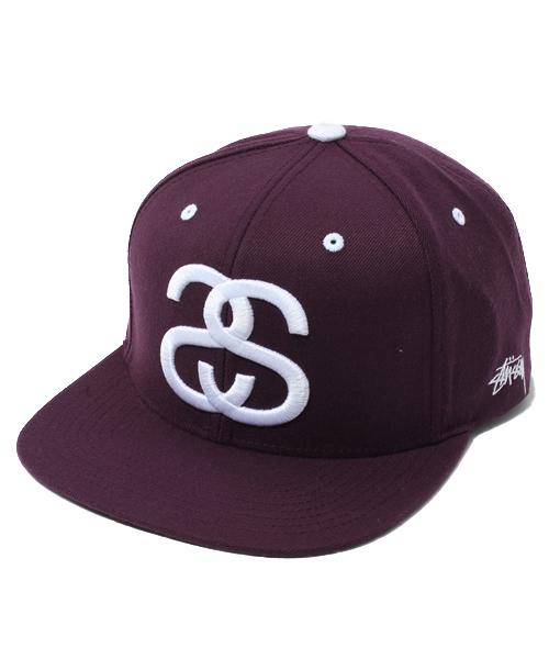STUSSY(ステューシー)の「Double S Snapback Ballcap(キャップ)」 - WEAR da79003696f
