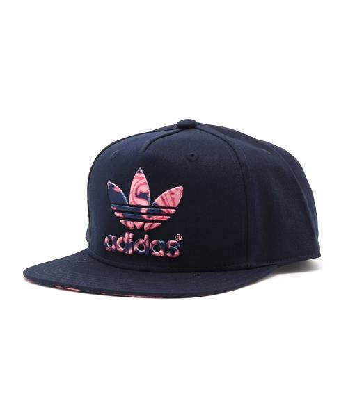 09268ea6074 adidas(アディダス)の「オリジナルスキャップ  SNAPBACK CAP (キャップ)」 - WEAR