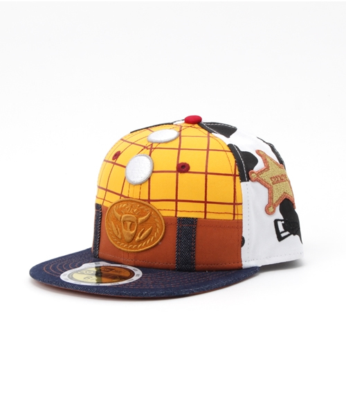 9372a0c1c90 ONSPOTZ(オンスポッツ)の「NEWERA×TOY STORY KIDS 59FIFTY CAP WOODY ...