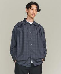 【別注】 <AïE> ITY DEAD CHECK SHIRT/シャツ