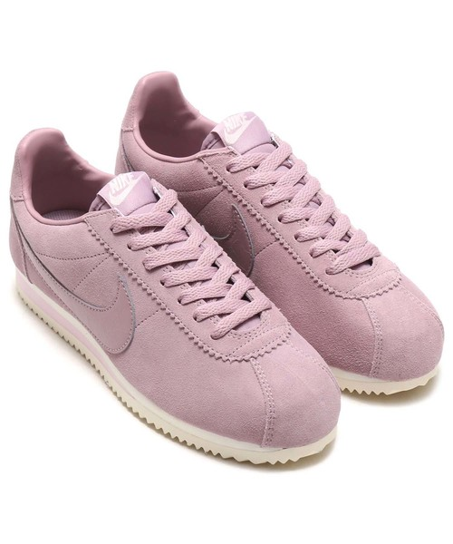 4d8f53518cf NIKE(ナイキ)の「NIKE WMNS CLASSIC CORTEZ SUEDE (ELEMENTAL ROSE ELEMENTAL ROSE)  atmos EXCLUSIVE SP (スニーカー)」 - WEAR