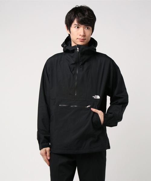 487ffd581fd6a 「The North Face (ザ・ノースフェイス) Compact Anorak コンパクト アノラックパーカー」