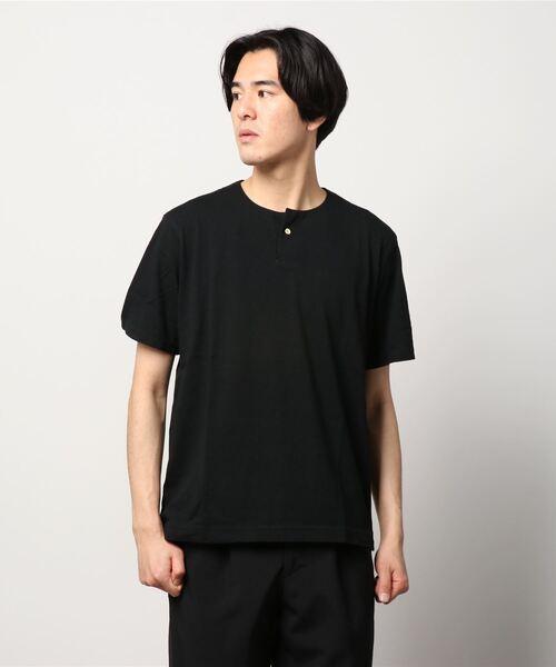 Henry neck T-Shirt / JM5713