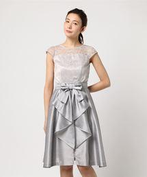 Dear Princess(ディアプリンセス)の【神戸コレクション ランウェイ登場商品】2Wayレースドレスワンピース(ドレス)