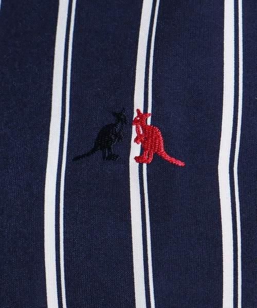KANGOL カンゴール オープンカラーシャツ 開襟シャツ