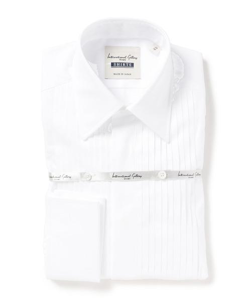 【日本未発売】 I.G. BEAMS / フォーマル レギュラーカラーシャツ, ブランドプラネット 9dd4e279