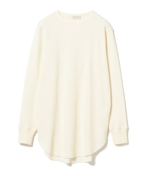 【売れ筋】 Demi-Luxe BEAMS/ ワッフル Demi-Luxe ロングスリーブ プルオーバー(Tシャツ/カットソー)|Demi-Luxe BEAMS BEAMS(デミルクス ワッフル ビームス)のファッション通販, 名入れテントの老舗オオハシテント:dc7e5329 --- tsuburaya.azurewebsites.net