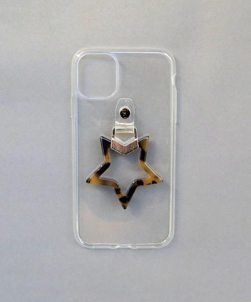 【 Hashibami / ハシバミ 】 # iPhone 11/XR スマホ・携帯カバー クリアリング付きケース