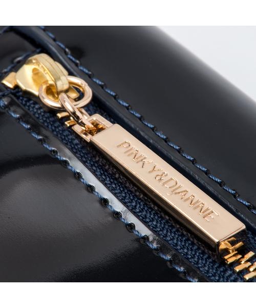 PINKY&DIANNE(ピンキーアンドダイアン)の「PINKY&DIANNE スペッキオ(8D)  薄型長財布(財布)」|詳細画像