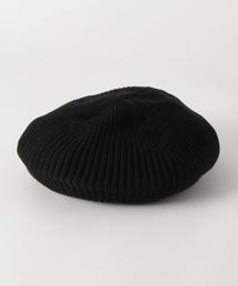 <Racal> KNIT TAM/ベレー帽