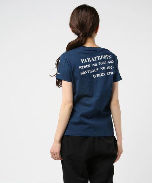 #ティアード ポケット ティーシャツ/ S/S TIERED POCKET TEE