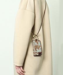 【 Hashibami / ハシバミ 】iphone6/6s/7/8 オリジナル別注ゴブランジャガードスマホ・携帯ケースブルー