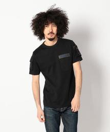 AVIREX(アヴィレックス)のavirex/アヴィレックス/メンズ/FATIGUE T-SHIRT/ファティーグ Tシャツ(Tシャツ/カットソー)